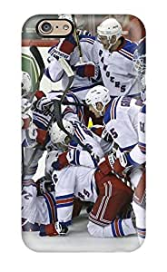 For Iphone Case, High Quality New York Rangers Hockey Nhl (5) For Iphone 6 Cover Cases
