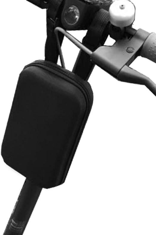 Blusea Scooter Sac Suspendu Cadre Avant Sac Scooter Guidon Sac Scooter Chargeur Transporteur Sac de Rangement pour Xiaomi M365