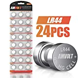 Best Cell Batteries - 24 Pack LR44 AG13 Battery - [Ultra Power] Review