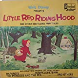 Walt Disney Presents Little Red Riding Hood and Other Best Loved Fairy Tales - Disneyland 1284