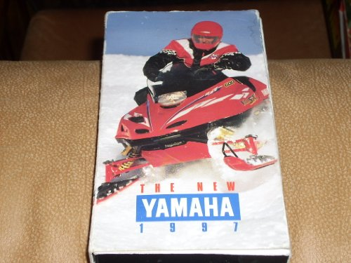 THE NEW 1997 YAMAHA SNOWMOBILE Authentic original VHS promo videocassette! 20 minutes of the 'New' 700sx, 700 Mountain Max and the 600 XTC ()