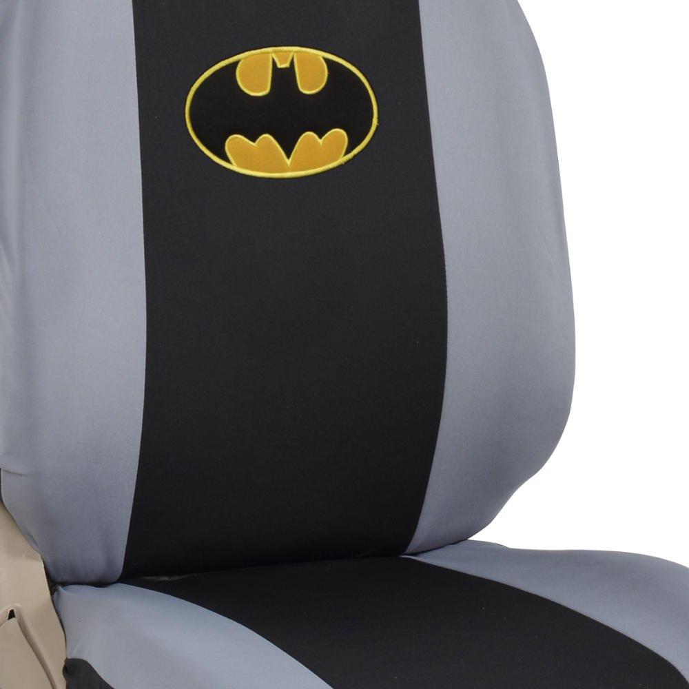Amazon.com: Original Batman Seat Covers for Car SUV - Universal Fit ...