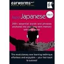 Earworms Rapid Japanese