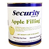 Security Apple Filling no.10 Can, -- 6 per case.