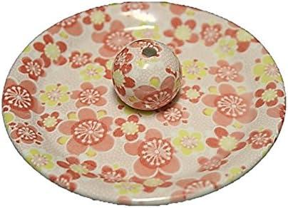 9-42 小春 9cm香皿 お香立て お香たて 陶器 日本製 製造・直売品