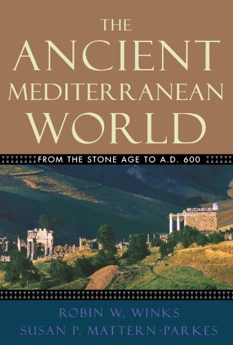 Mediterranean Stone - The Ancient Mediterranean World: From the Stone Age to A.D. 600