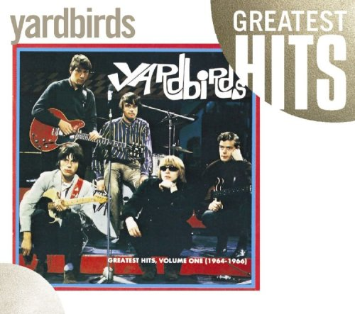 CD : The Yardbirds - Greatest Hits, Vol. 1: 1964-1966 (O-Card Packaging)