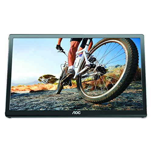 AOC Widescreen USB LED Portable Monitor