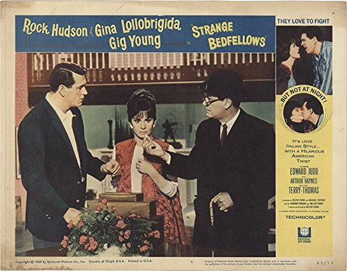 strange bedfellows 1965 imdb