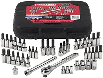 Craftsman 42-Pc. Drive & Torx Bit Socket Set + $3.74 Credit