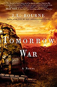 Tomorrow War by J. L. Bourne ebook deal