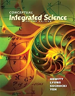 amazon com lab manual for conceptual integrated science rh amazon com Integrated Science Textbook Integrated Science Textbook