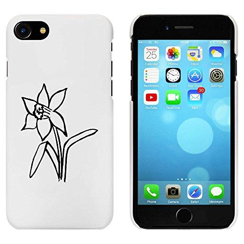 Blanc 'Jonquille' étui / housse pour iPhone 7 (MC00069708)