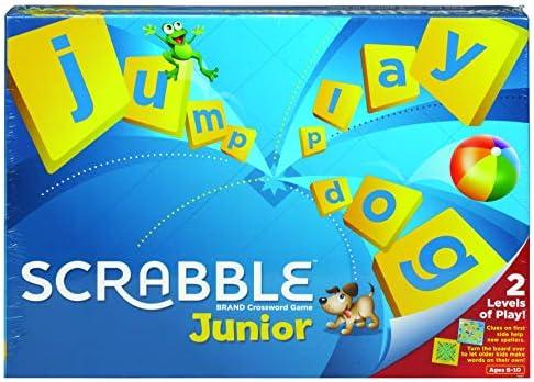 SCRABBLE Junior - English: Scrabble: Amazon.es: Juguetes y juegos