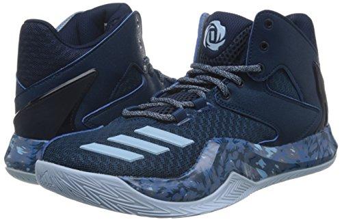 bleu 773 De Pour Adidas Bleu Rose Hommes D V Basket Chaussures UxSwqBq