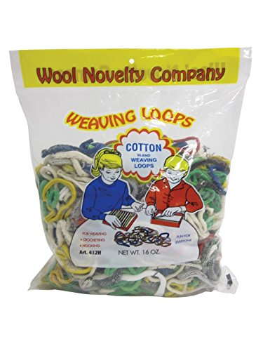 Wool Novelty Cotton Weaving Loops, 16-Ounce ()