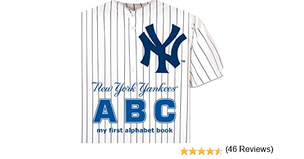 NEW YORK YANKEES ABC ABC My First Team Alphabet: Baseball: Amazon.es: Epstein, Brad M.: Libros en idiomas extranjeros