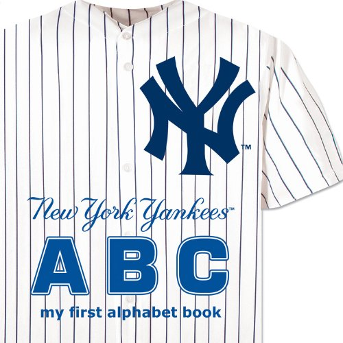 New York Yankees ABC my first alphabet book by Brand: Michaelson Entertainment (Image #1)