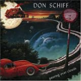 Peering Over Clouds by Don Schiff