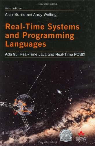 Real Time Systems and Programming Languages: Ada 95, Real-Time Java and Real-Time C/POSIX (3rd Edition) by Brand: Addison-Wesley