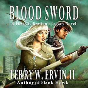 Blood Sword Audiobook