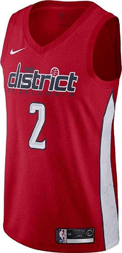 official photos a318c 1323c Amazon.com : Nike NBA Washington Wazards John Wall Men's ...