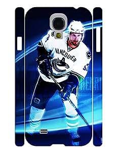 Flexible Elegant Print Hockey Athlete Phone Shell Skin for Samsung Galaxy S4 I9500 Case