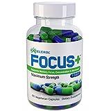Excelerol Focus Plus Brain Supplement Capsules, 60 Count offers