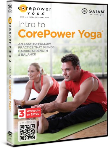 Intro CorePower Yoga Trevor Tice