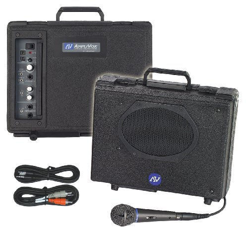 Amplivox Portable Buddy PA System by Amplivox