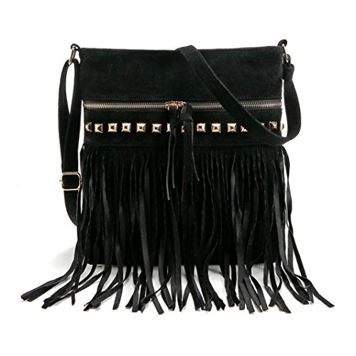 charberry-women-handbag-shoulder-bags-tote-messenger-boho-satchel-bag-black