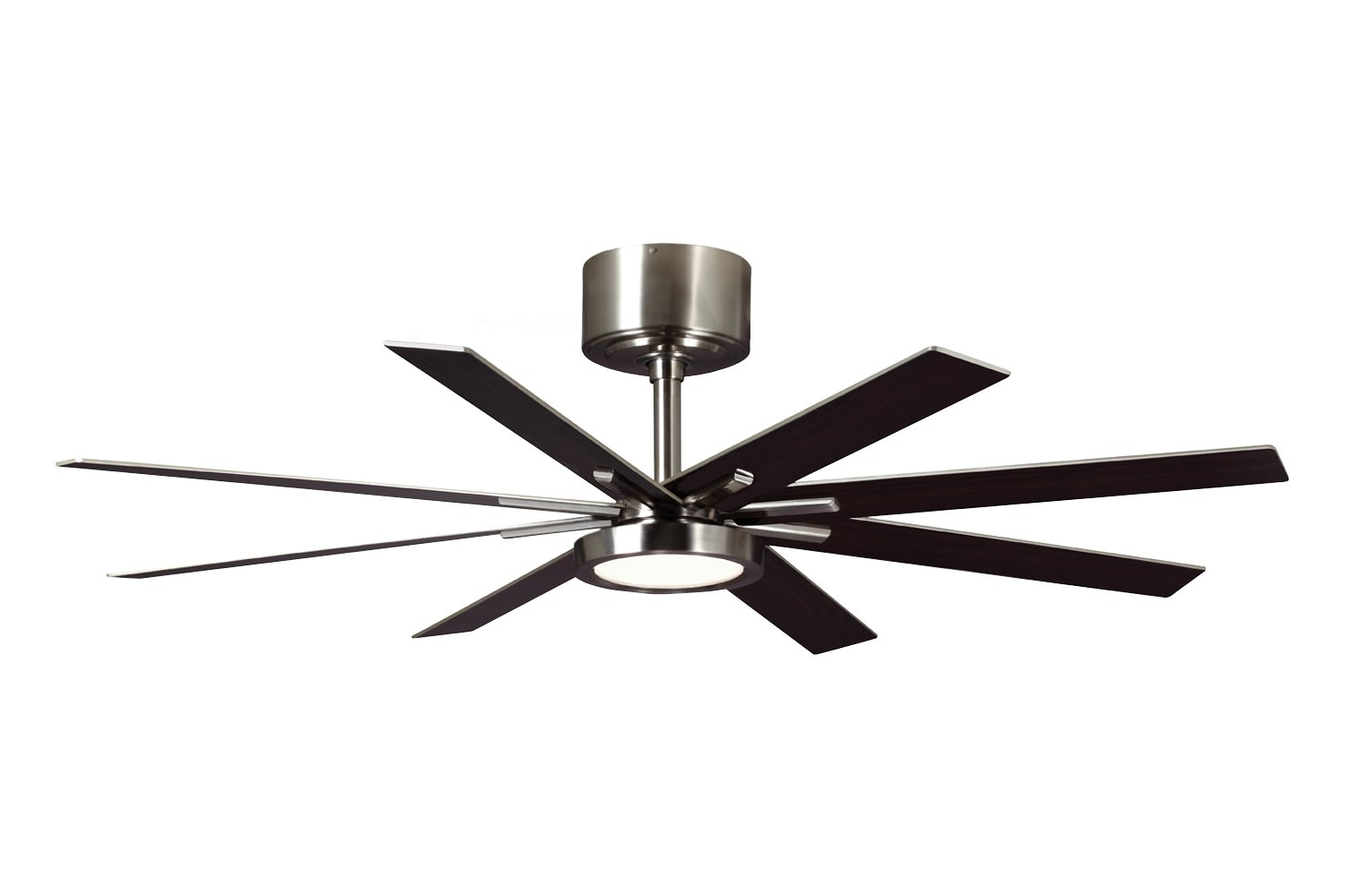 Monte carlo 8eer60bsd empire 60 ceiling fan brushed steel monte carlo 8eer60bsd empire 60 ceiling fan brushed steel amazon mozeypictures Images