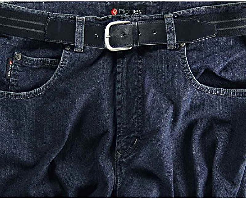 Pionier Stretch Jeans Peter w dużych rozmiarach do brzucha 85: Odzież