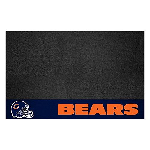 Mats Chicago Bears - FANMATS NFL Chicago Bears Vinyl Grill Mat
