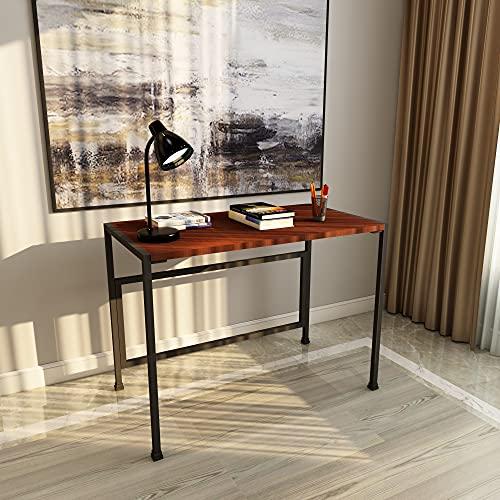 Decormaster Small Computer Desk Home/Office Desk/Foldable Study Table/Writing Desk Workstation Large Size(92cmx46cmx75cm…