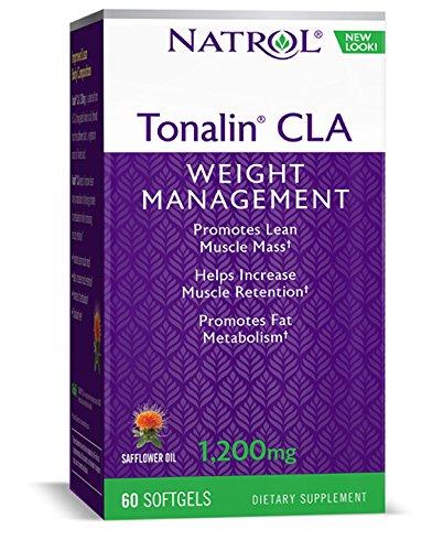 Natrol Tonalin CLA 1200 Milligrams - 60 (Natrol Tonalin Cla)