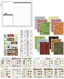 Karen Foster Design Memories and Messages Wall Calendar