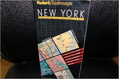 Book New York City (Fodor's Flashmaps)