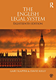 The English Legal System: Volume 2