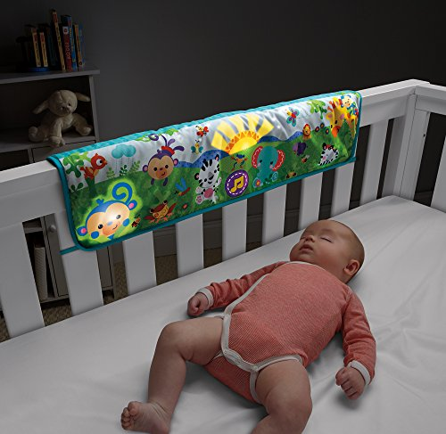 Fisher-Price Twinkling Lights Crib Rail Soother by Fisher-Price (Image #7)