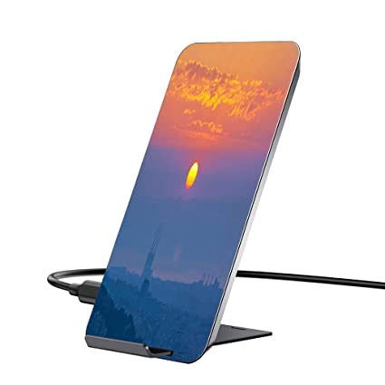 Amazon.com: 10W Wireless Charger and QI Wireless Receiver ...