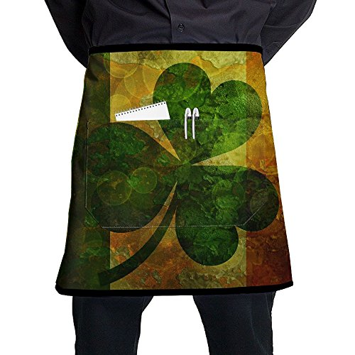 - Flag Of Ireland Retro Men And Women Kitchen 3D Apron For Cooking, Baking, Crafting, Gardening, BBQ-Navy & Cream