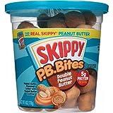 Skippy P.B. Bites Double Peanut Butter 6 Oz Snack Pack