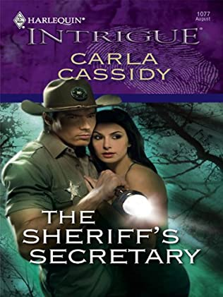 book cover of The Sheriff\'s Secretary