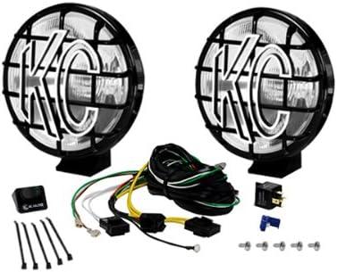 KC HiLiTES 151 Apollo Pro Driving Light System