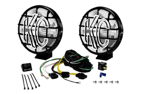 "KC HiLiTES 151 Apollo Pro 6"" 100w Driving Light System"