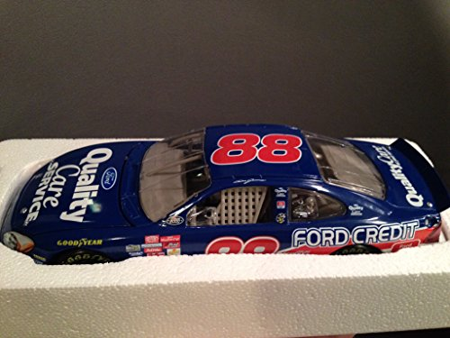 Dale Jarrett 1:24 Scale Stock Car #88 2000 Taurus Ford Quality Care NASCAR 2000