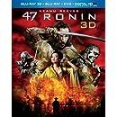 47 Ronin (Blu-ray 3D + Blu-ray + DVD + Digital HD with UltraViolet)