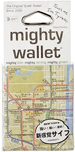 Dynomighty Men's Mighty Wallet Nyc