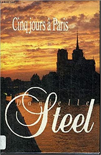 Ot Nap Parizsban Danielle Steel In Hungarian Five Days